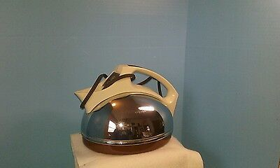 Vintage General Electric Electric Kettle Tested And Does Heat Up
