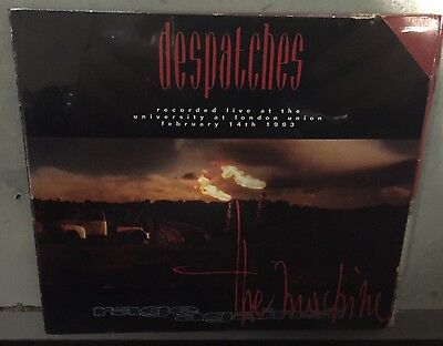 The Rage Against Machine - Despatches - Cd Digipack Live 1993 -Sigillato Mint Eu