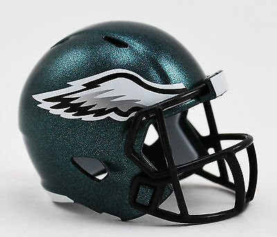 NEW NFL American Football Riddell SPEED Pocket Pro Helmet PHILADELPHIA EAGLES