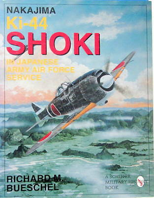 Nakajima Ki 44 Shoki In Japanaise Army And Air Force Service  Aviation Avion