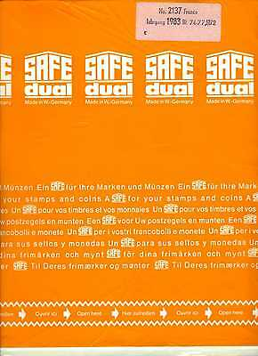 France 1983  Feuilles Complementaires Safe
