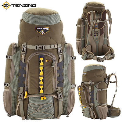 Tenzing TZ 6000 Backpack- Loden Green Big game Hunting pack