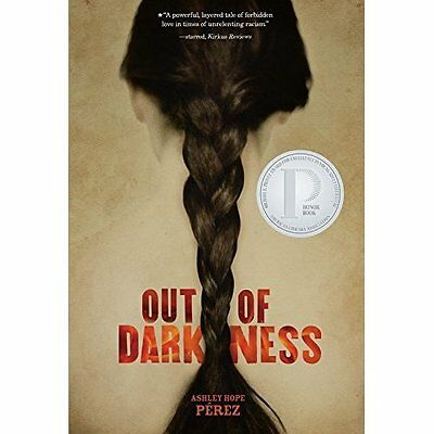 Out of Darkness - Ashley Perez (A NEW Hardcover