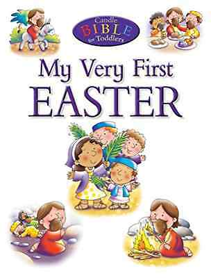 My Very First Easter (Candle Bible for Toddlers) - Paperback NEW Juliet David(Au