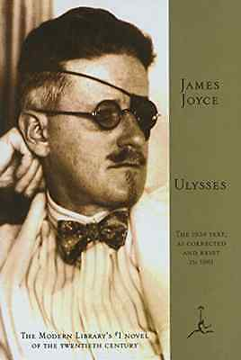 Ulysses (Modern Library) - Hardcover NEW James Joyce(Aut 1997-06-30