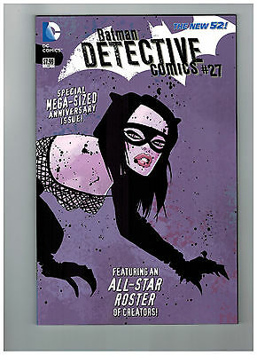 DETECTIVE COMICS Batman #27  Cover B - 1st Printing - The New 52!      / 2014 DC