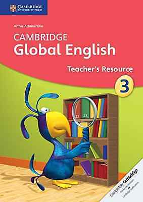 Cambridge Global English Stage 3 Teacher's Resource (Ca - Paperback NEW Annie Al