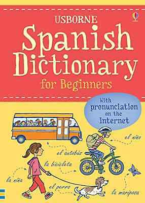 Spanish Dictionary for Beginners (Language for Beginner - Francoise Holme NEW Pa