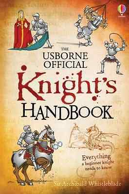 Knight's Handbook - Hardcover NEW Sam Taplin (Aut 2015-09-01