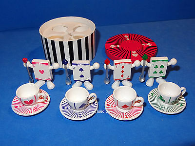 Re-ment Miniature Fairytale Dish Collection Tableware #1 Alice in Wonderland