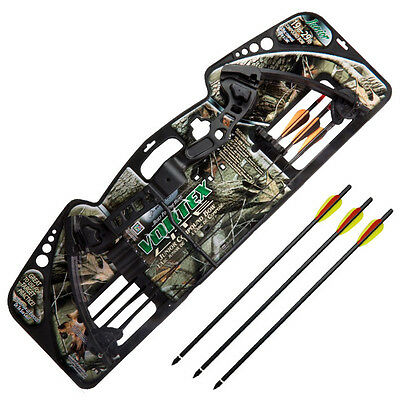 Barnett Vortex Lite Adults Archery Kit Set Compound Bow Right Hand 17-22Lb Draw