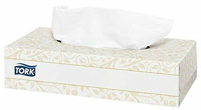 TORK 140280 Mouchoirs Rectangle Extra Doux, Blanc, Système F1 - 30 NEUF