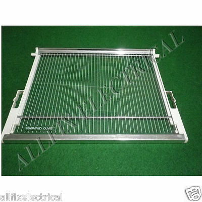 Used Westinghouse RS651F Fridge Glass Shelf - Part # 1406853SH