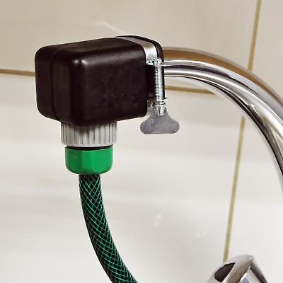 New Garden Hose Pipe Large Square Mixer Tap Connector Adaptor Kingfisher 621Lcp