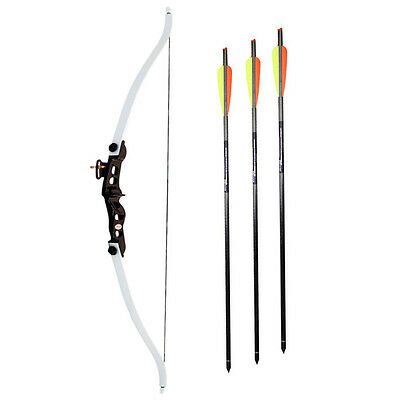 "Smk Beetle Jr Alloy Recurve Bow 26"" Draw Length 18Lb Draw Weight Youth Child New"