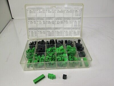 Altech Corp Printed Circuit Board Termination Kit Pluggable & Screw-Down