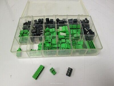 Printed Circuit Board Termination Kit Pluggable & Screw-Down Various Types