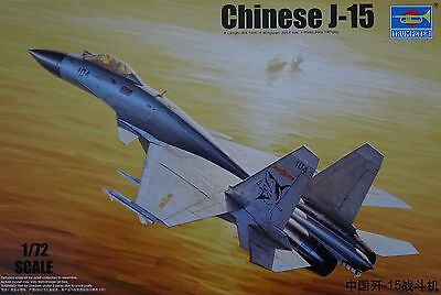 TRUMPETER® 01668 Chinese J-15 in 1:72
