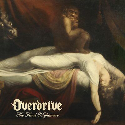 OVERDRIVE - The Final Nightmare NWoBHM