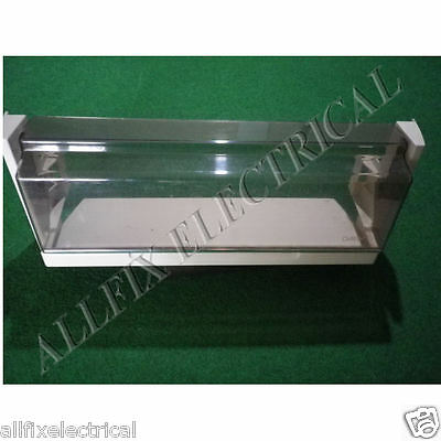 Used Westinghouse RS651F Side by Side Fridge Dairy Door & Lid - Part # 1407601SH