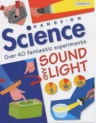 Sound and Light by Jack Challoner (Paperback, 2001)
