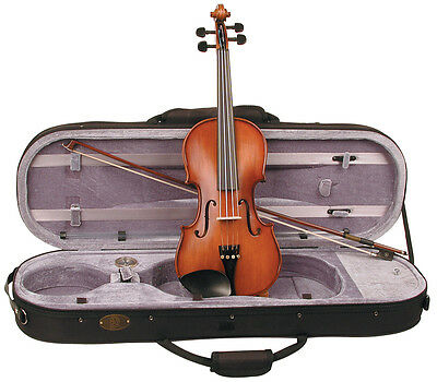 Stentor Graduate Series 4/4 Full Size Violin Outfit with Case & Bow - 1542