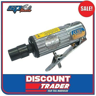 "SP Tools Die Grinder Straight 28000 RPM by SP Air 1/4"" Drive - SP-2200"