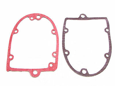 Pair of Gearbox Gaskets Inner and Outer Triumph 350 500