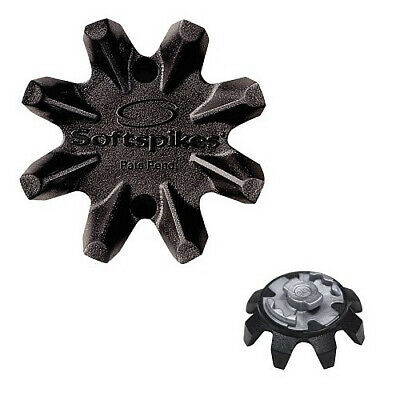 SoftSpikes Black Widow Golf Spikes Cleats PINS Thread