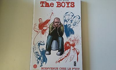 THE BOYS,bienvenue chez le p'tit,tome 13,occasion,garth ennis
