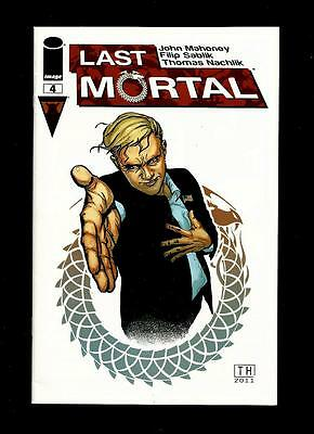 Last Mortal Us Image Comic Vol.1 # 4/'11