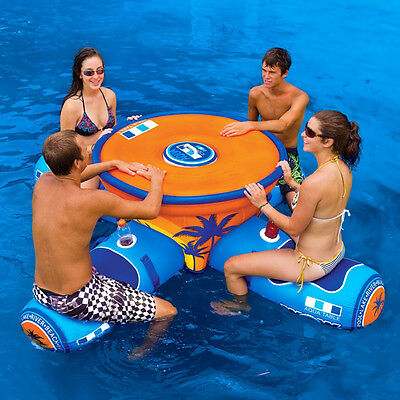 WOW Inflatable Aqua Table - Great for River use