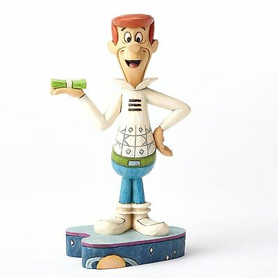 Jim Shore Enesco The Jetsons MEET GEORGE JETSON Figurine 4051588 NEW in box