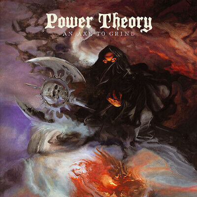 POWER THEORY - An Axe to Grind NEU!! US-METAL