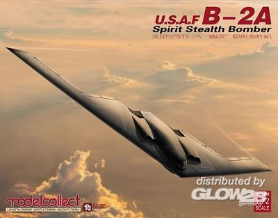 Modelcollect USAF B-2A Spirit Stealth Bomber in 1:72 8085072201