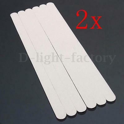 12 pcs Anti Slip Bath Grip Stickers Non Slip Shower Strips Pad Floor Safety Tape