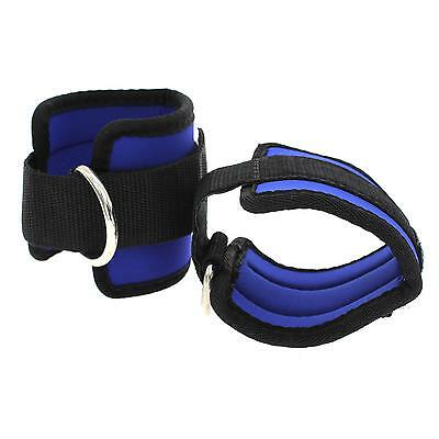 Practical Ankle Strap D-ring Thigh Leg Pulley Weight Lift Cable Attachment Tool
