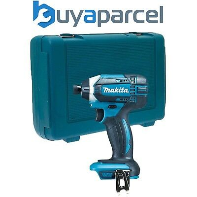 Makita DTD152Z 18v Impact Driver Lithium Ion LXT - Bare Tool - Includes Case