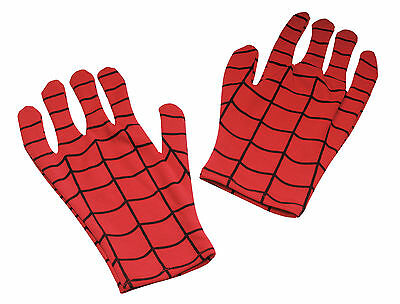 Spiderman Costume Gloves Original Adult Spiderman Gloves Disguise 18029