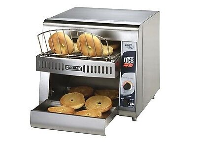 Holman/Star R2-1200B-240 Radiant Electronic Convection Conveyor Toaster NEW