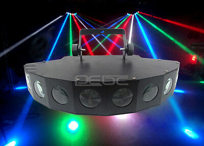 Eyourlife SWEEPER LED DJ Light RGBW 4in1 8 EYES Dance Effect Stage Light Effects