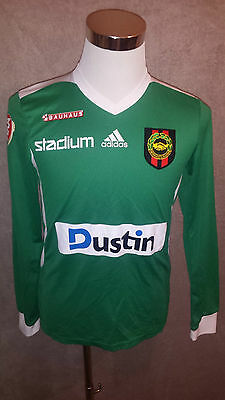 very rare BROMMAPOJKARNA IF #19 Man's Football Shirt Size: S in EXCELLENT Cond