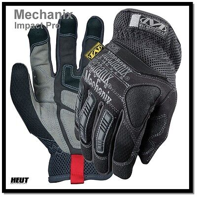 Mechanix Impact Pro KSK Bund SEK Bike Jagd Outdoor Handschuh M - L - XL