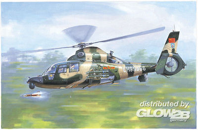 Trumpeter Chinese Z-9WA Helicopter 1:35 9365109 Trumpeter 05109