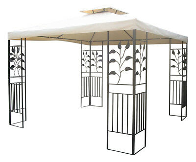 pavillon 3x4m garten pavilon pavillion partyzelt. Black Bedroom Furniture Sets. Home Design Ideas