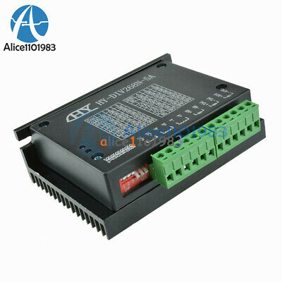 Single Axis TB6600 0.2-5A CNC Engraving Machine Stepper Motor Driver Controller