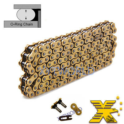 520H O Ring Motorcycle Chain Yamaha WR 450 WR450 F 2003-2016