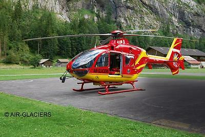 Revell Airbus Helicopters EC135 AIR-GLACIERS 1:72 Revell 04986  X