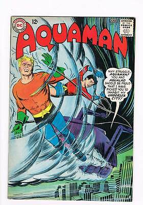 Aquaman # 15 Menace of the Man-Fish  ! grade 6.5 scarce book !!