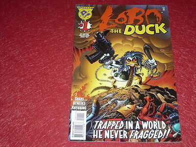 [BD COMICS AMALGAM USA] LOBO THE DUCK # 1 - 1997  (unique)